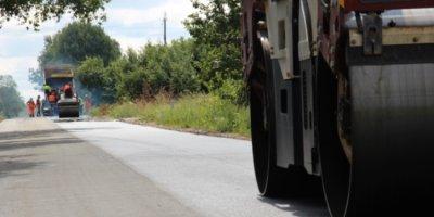 В Печорском районе продолжается ремонт улиц