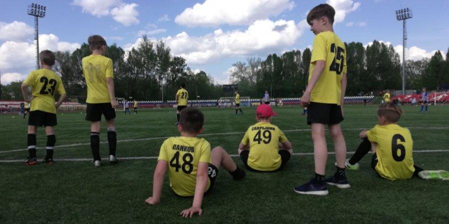 Юные футболисты Пскова и Великих Лук отправятся на всероссийский финал