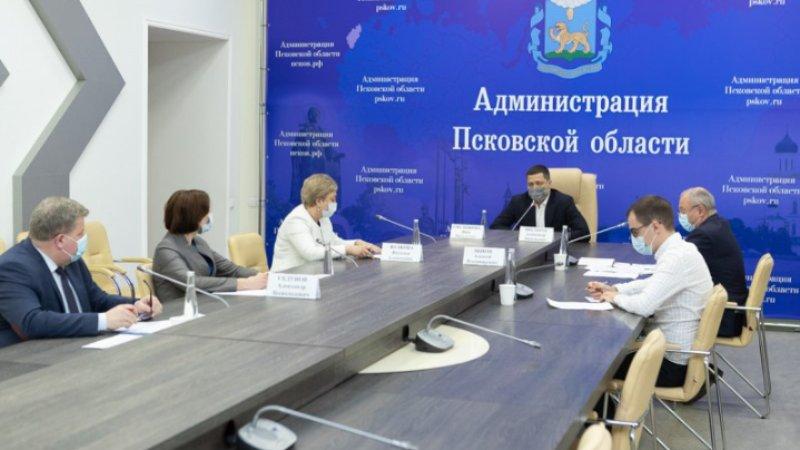 В Пскове обсудили формат проведения выпускных в детских садах и школах
