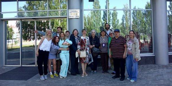 Великолучанка стала лауреатом всероссийского театрального фестиваля