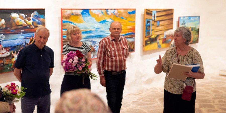 В Пскове открылась выставка наивного искусства