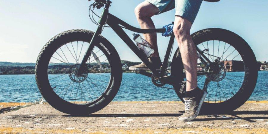 ГИБДД напоминает правила для велосипедистов