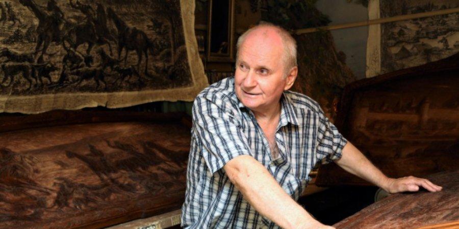 Выставка «Средневековый Псков Вячеслава Румянцева» открывается в Доме ремесел