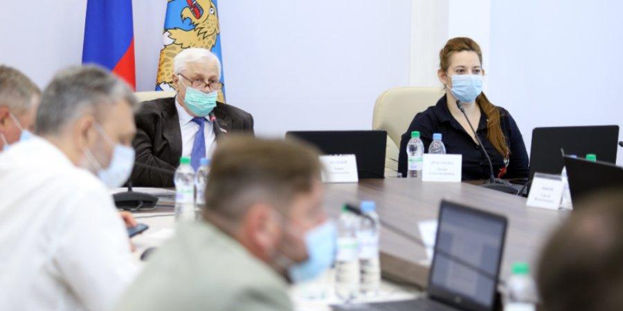 Финансовые отчёты и поправки в бюджет региона рассмотрел профильный комитет