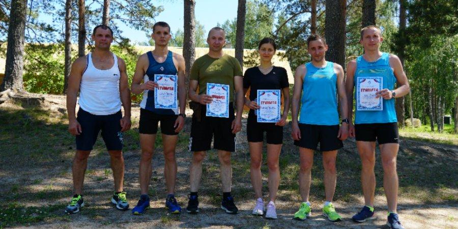 Псковские росгвардейцы стали призерами по летнему служебному биатлону