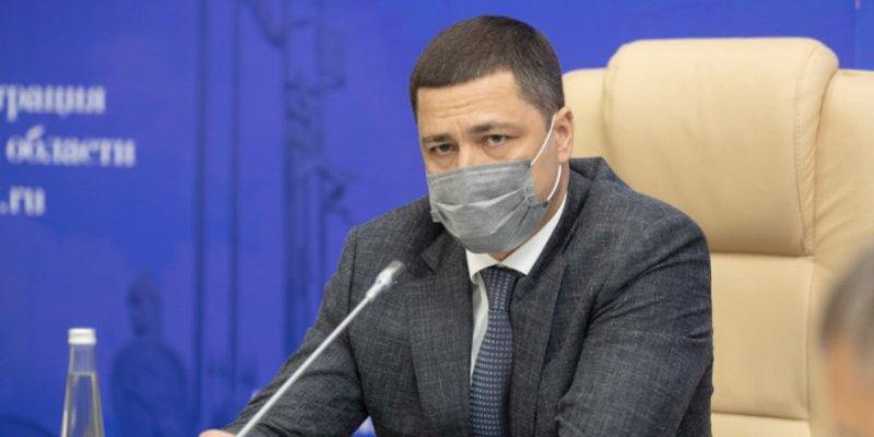 Губернатор поручил подрядчику социального городка в Пскове нарастить темпы работ