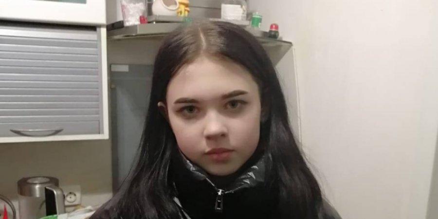 В Великих Луках пропала 13-летняя девочка