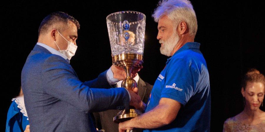 В Великих Луках наградили победителей Чемпионата России по воздухоплаванию