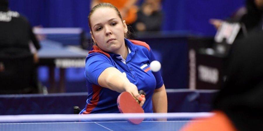 Псковская теннисистка рассказала о паралимпийских планах