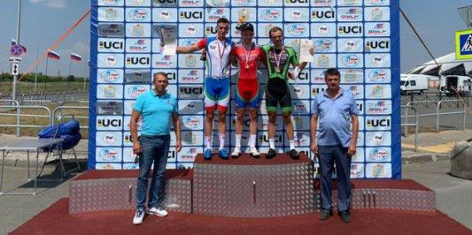 Псковский велогонщик взял «золото» в индивидуальной гонке Первенства России