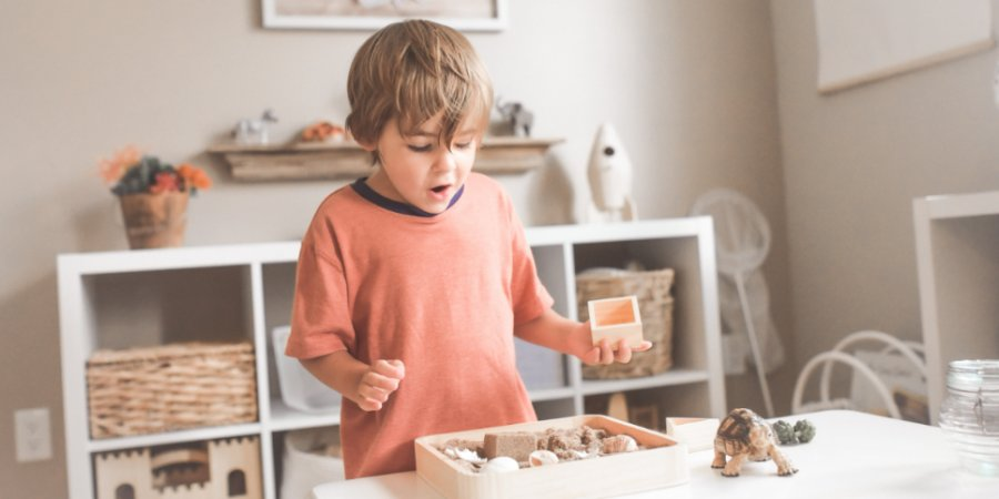 Как интерьер влияет на развитие ребенка
