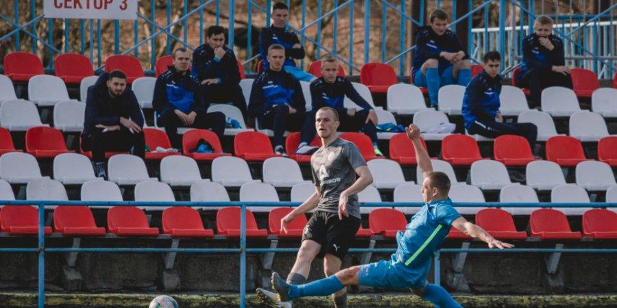 В первом же матче сезона «Луки-Энергия» вылетела из Кубка страны