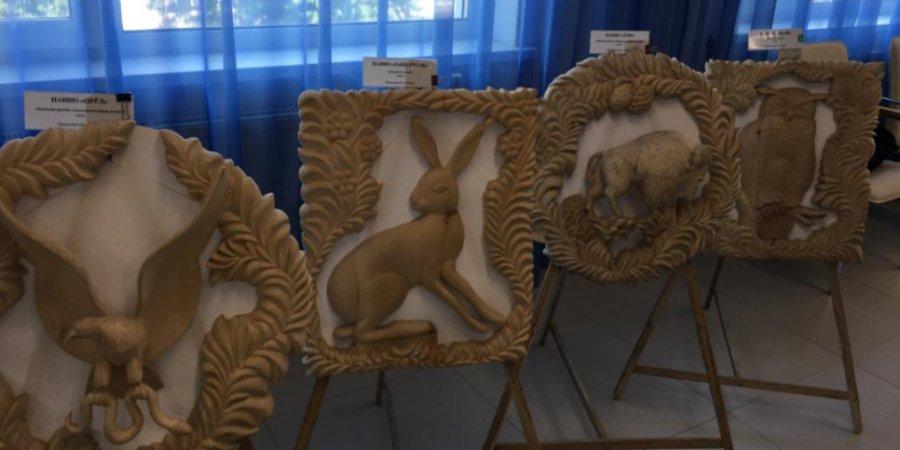 """Выставка """"Тепло души и рук творенье"""" открылась в Пскове"""