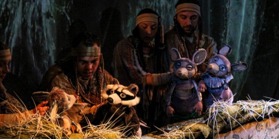 Псковский театр кукол принял участие в «Кукольном квартале» в Витебске