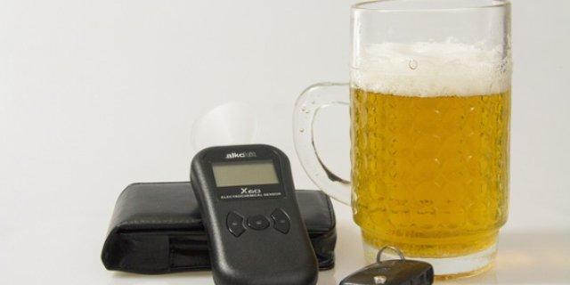 Великолучанина второй раз задержали пьяным за рулем
