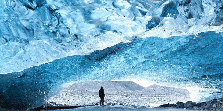 Неизвестные вирусы обнаружены в тибетском леднике
