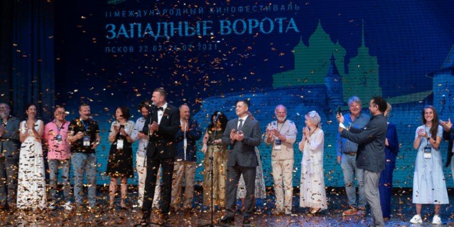 В Пскове открылся второй Международный кинофестиваль «Западные ворота»