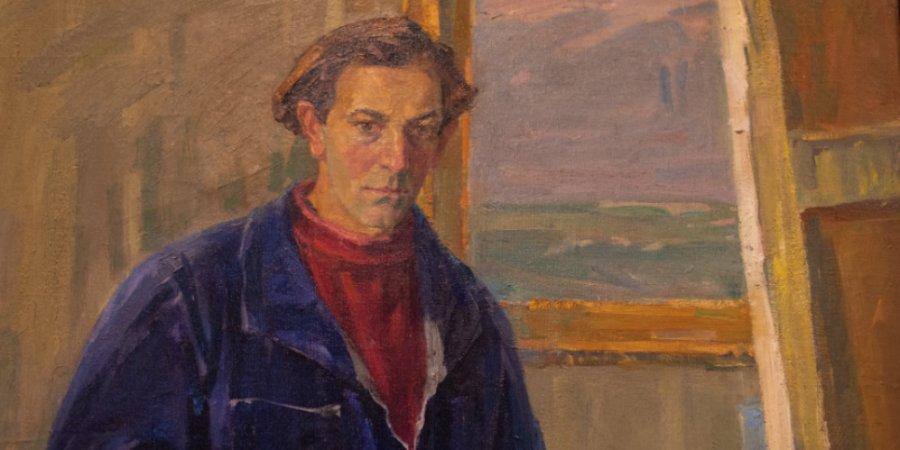 В Пскове открылась выставка живописи Александра Силина