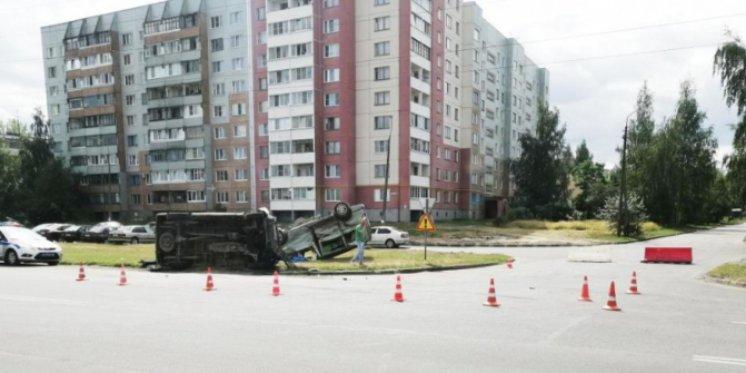 За неделю на территории Псковской области зарегистрировано 12 ДТП