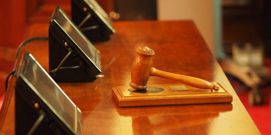 Перед судом предстали бывшие работники «Псковпассажиравтотранса»