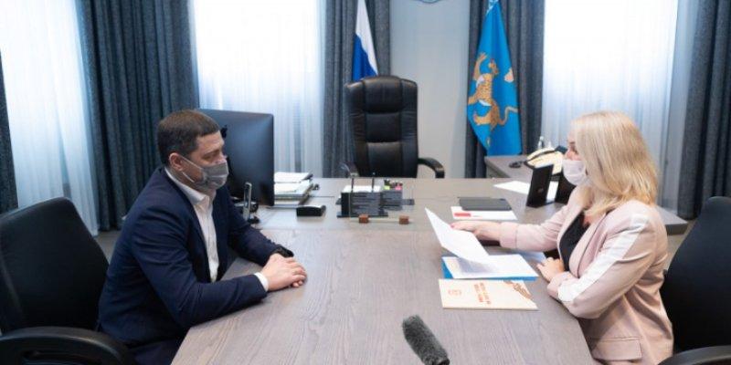 """Руководитель Росреестра рассказала о пилотном проекте """"Земля для стройки"""""""