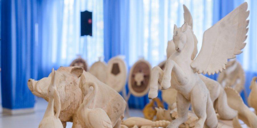 Фестиваль «Другое искусство. Другой формат» представит выставку Валерия Сапеги