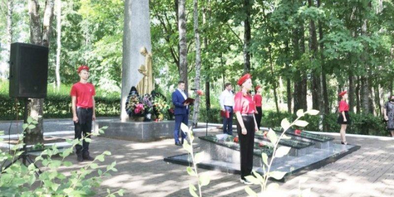 День освобождения празднуют Псковский и Палкинский районы