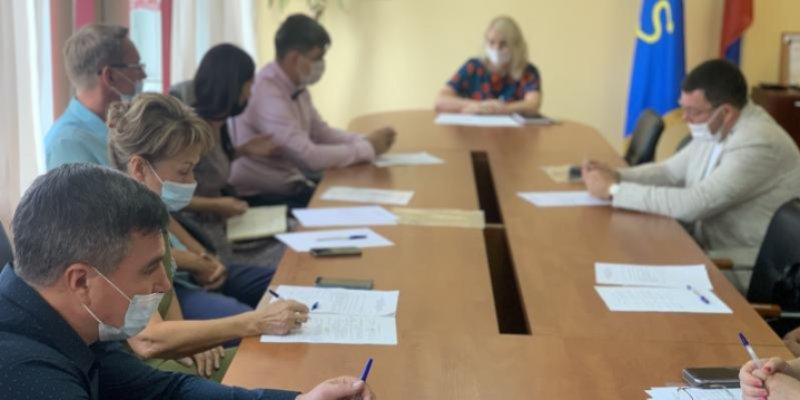 Состоялось заседание Общественного совета при Управлении Росреестра