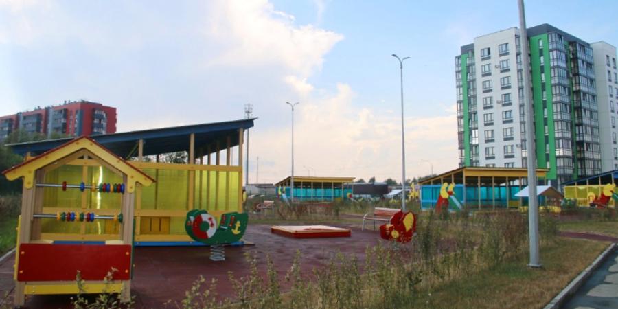 Новый детский сад в Пскове начал принимать первых воспитанников
