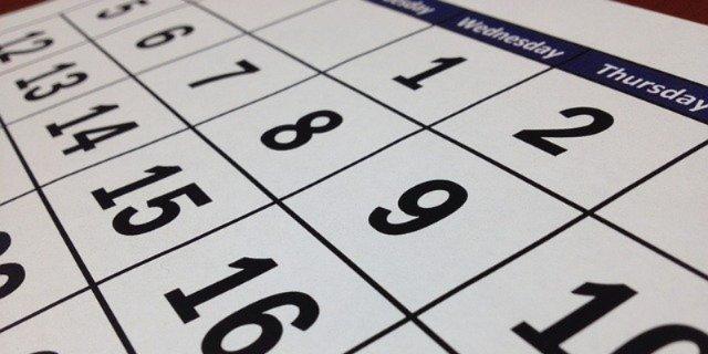 Названо количество праздничных выходных в 2022 году