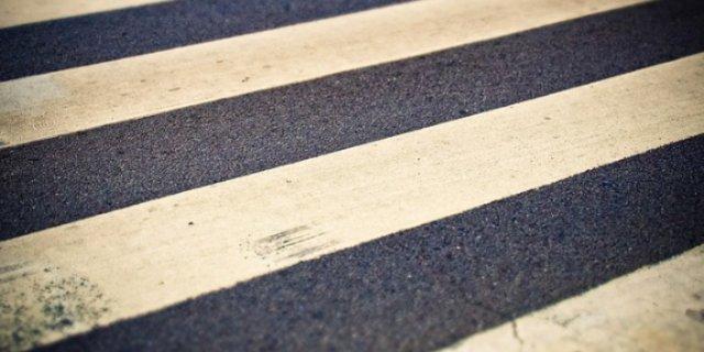 В Пскове проверили безопасность пешеходных переходов на улице Чудской