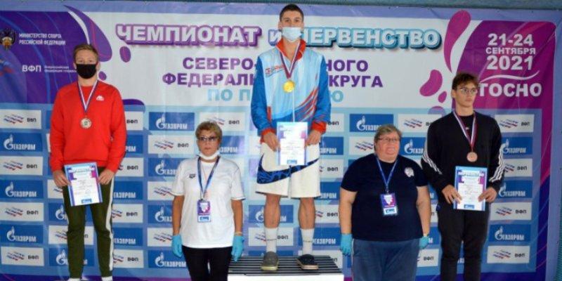 Псковские пловцы завоевали 20 медалей Чемпионата и Первенства СЗФО
