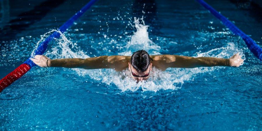 В России появилась Студенческая лига плавания