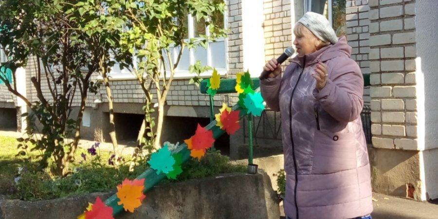 В Великих Луках прошел концерт для жителей дома ветеранов