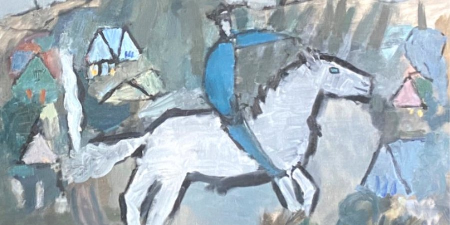 Выставка петербургского художника Александра Бихтера откроется в Пскове