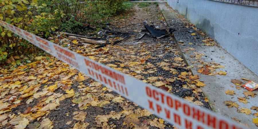 В Великих Луках женщина погибла во время пожара в многоквартирном доме
