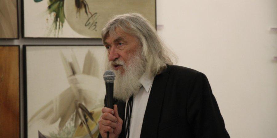 Юбилейная выставка Василия Ленивкина открылась в Великих Луках