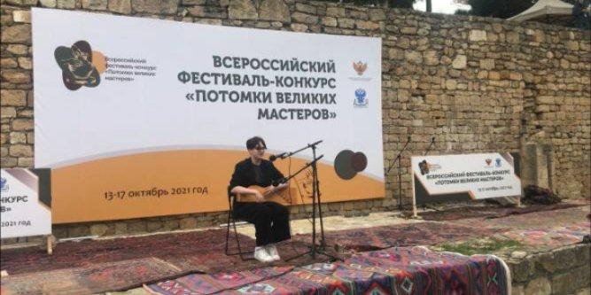 Псковичка стала победительницей Всероссийского конкурса традиционной культуры