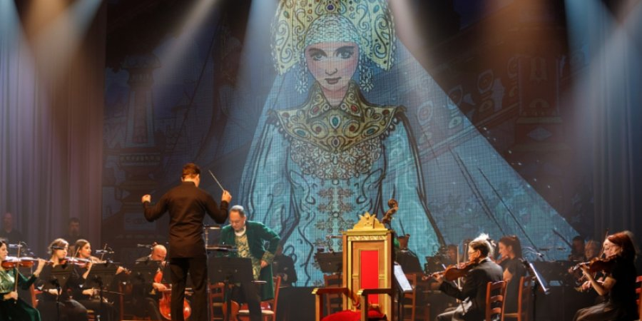 Детское концертное шоу по сказке Пушкина покажут на сцене Псковской филармонии