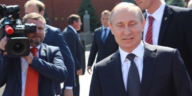 Анонсирована большая пресс-конференция Владимира Путина