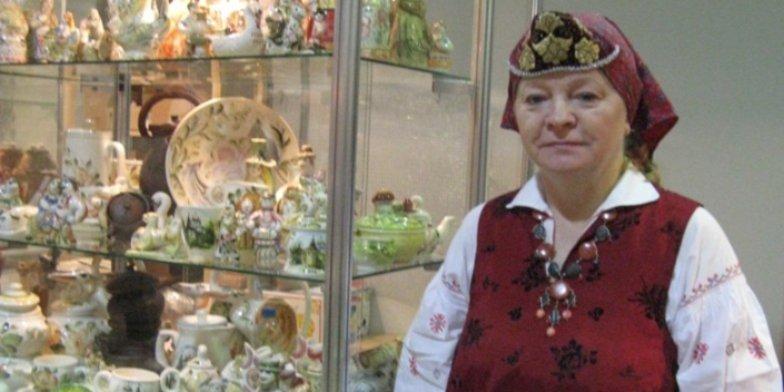 Работы псковского керамиста будут представлены на Всероссийской выставке