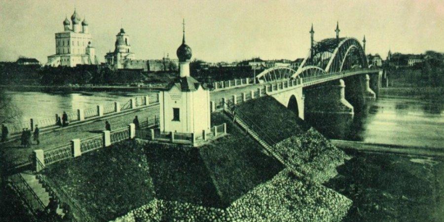 Всероссийский конкурс пройдет в честь 110-летия Анастасиевской часовне в Пскове